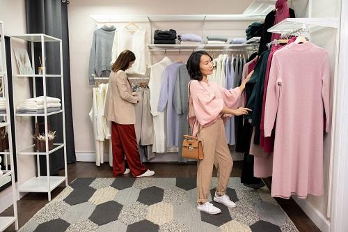 Boutique vêtement pour femme